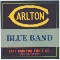 Carlton Blue Band