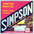 Simpson Red