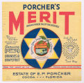 Porcher's Merit