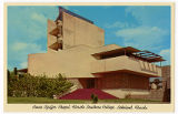 Annie Pfeiffer Chapel, Florida Southern College [variation 3]