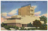 Annie Pfeiffer Chapel, Florida Southern College [variation 4]