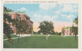 Ladies' dormitory and Social Hall, Southern College, Lakeland, Fla.