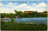 Southern College, Overlooking Lake Hollingsworth [variation 3]