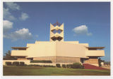 Annie Pfeiffer Chapel, Florida Southern College, Lakeland, Florida [variation 11]