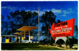 Florida drive-in welcome station